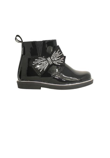 Bow Girl Boots BALDUCCI | Boots | CITA4952NERO