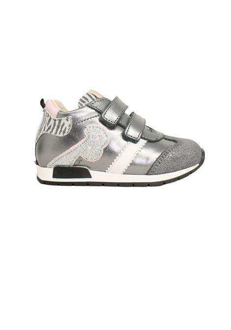 Sneakers Bassa in Lurex Bambina BALDUCCI | Sneakers | CSPO4853ACCIAIO