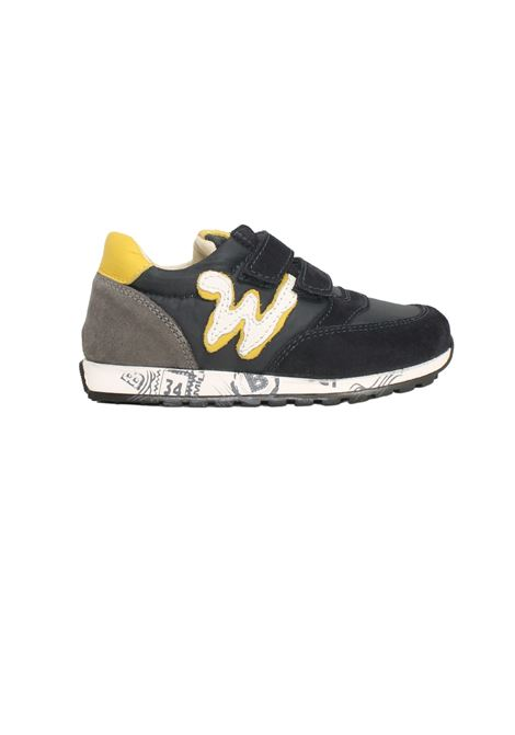 Sneakers Low Sport Child BALDUCCI   Sneakers   FEEL1730BLU