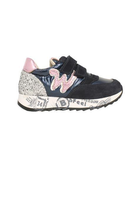 Sneakers Freedom Bambina BALDUCCI | Sneakers | JARN1830CBLU