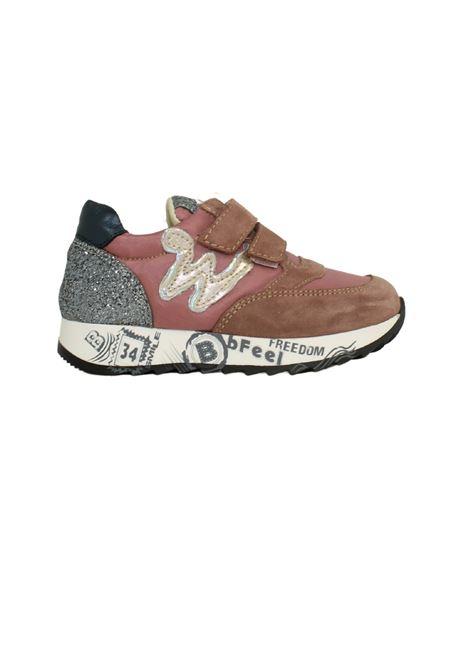 Sneakers Freedom Pink Bambina BALDUCCI | Sneakers | JARN1830ROSA