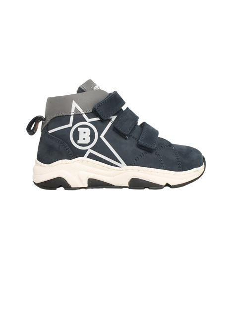 High Logo Baby Sneakers BALDUCCI   Sneakers   MIAM1050BLU