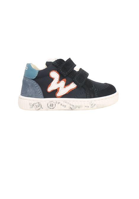 Logo Baby Sneakers BALDUCCI   Sneakers   MSPO3804BLEU