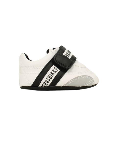 SneakersWhite Neonato BIKKEMBERGS KIDS | Scarpe | K0B4207280272X002BIANCO/NERO