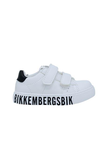 Sneakers Bambino Bikk BIKKEMBERGS KIDS   Sneakers   K1B4205100193X002BIANCO