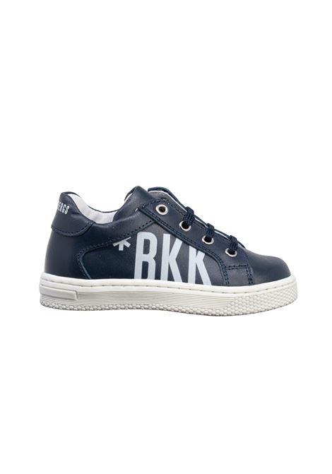 Sneakers Bambino Blu Leather BIKKEMBERGS KIDS   Sneakers   K1B4206700092X007BLU