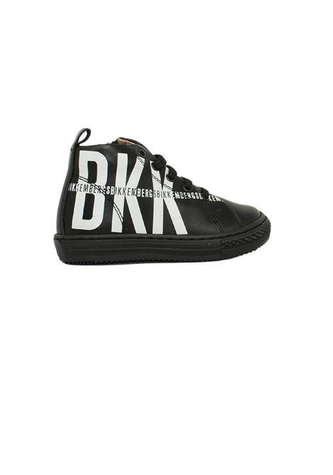 Sneakers Alta Logo Bambino BIKKEMBERGS KIDS | Sneakers | K1B4207420092X001NERO