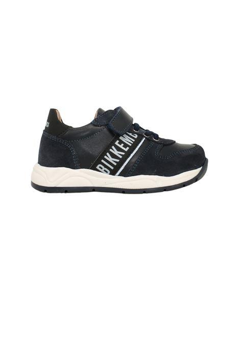 Sneakers Bassa Logo Bambino BIKKEMBERGS KIDS | Sneakers | K1B4207490128800BLU