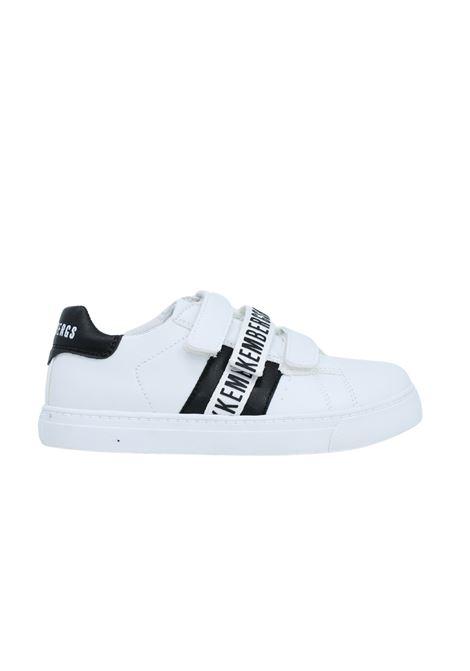 Sneakers Bambino Lace Up BIKKEMBERGS KIDS   Sneakers   K3B4205120193X002BIANCO