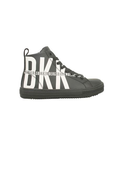Sneakers Black Bambino BIKKEMBERGS KIDS | Sneakers | K3B4207330289999NERO