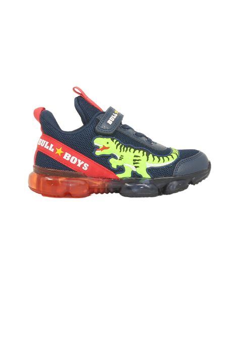 Sneakers Dinosauro Led Bambino BULL BOYS   Scarpe   BB2130BLU
