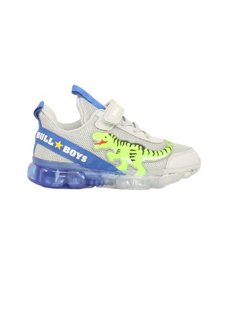 Sneakers Dinosauro Led Bambino BULL BOYS   Scarpe   BB2130GRIGIO