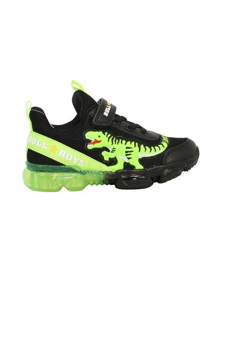 Sneakers Dinosauro Led Bambino BULL BOYS | Scarpe | BB2130NERO