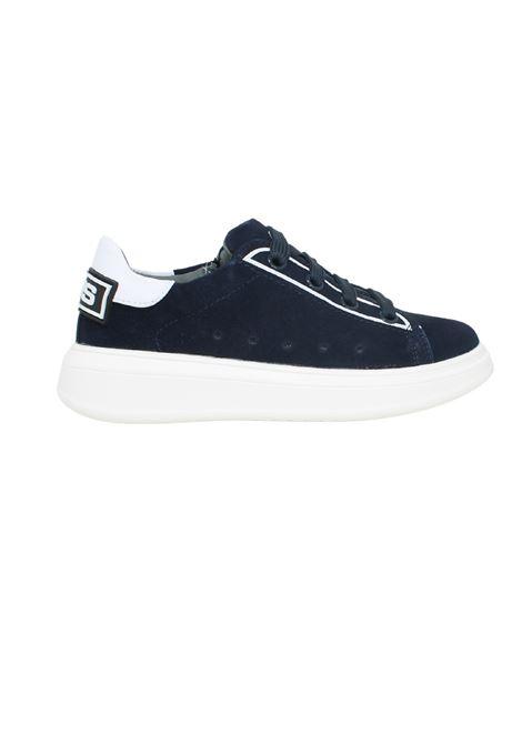 Sneakers Bassa Blu Bambino CESARE PACIOTTI | Sneakers | 4U002BLU