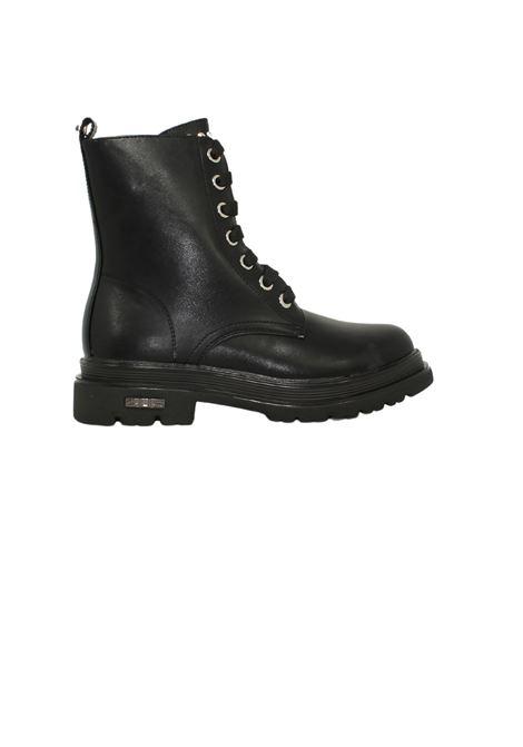 Studded combat boots for girls CESARE PACIOTTI | Amphibians | 4U051ANERO