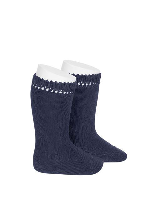 Perforated Socks Child CONDOR | Socks | 25482480