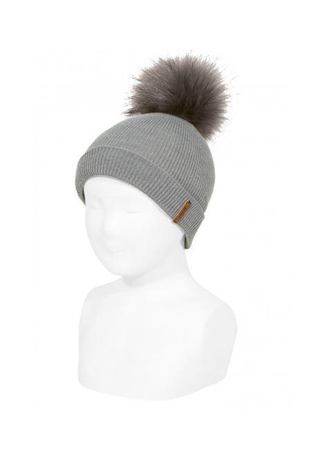 Ribbed Pompon Hat Unisex CONDOR | Shirt | 50022011230