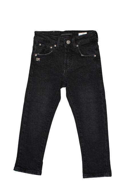 DANIELE ALESSANDRINI JUNIOR | Trousers | 1231D1039NERO