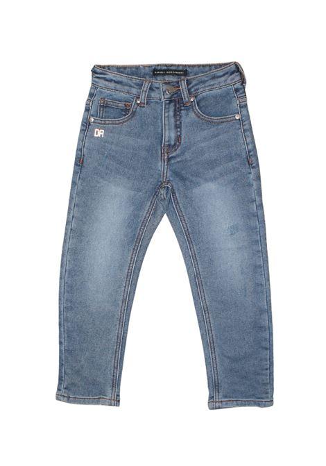 DANIELE ALESSANDRINI JUNIOR | Trousers | 1231D1054BLU