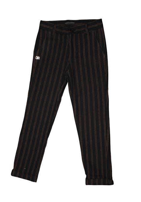 DANIELE ALESSANDRINI JUNIOR | Trousers | 1231P1160NERO