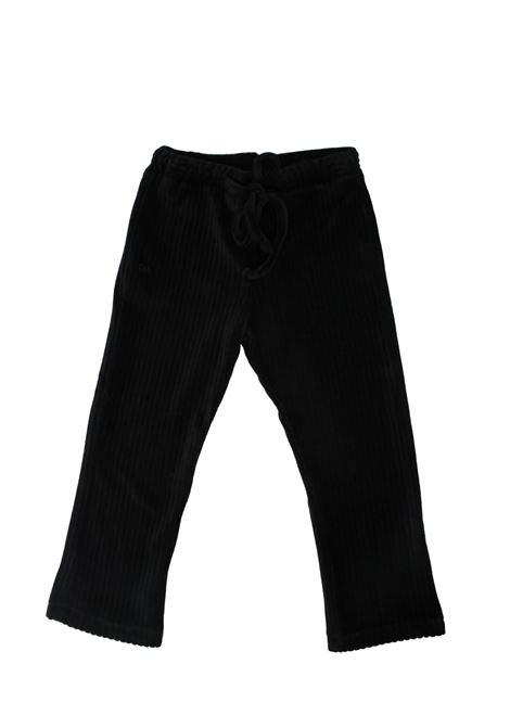 DANIELE ALESSANDRINI JUNIOR | Trousers | 1291P0724NERO
