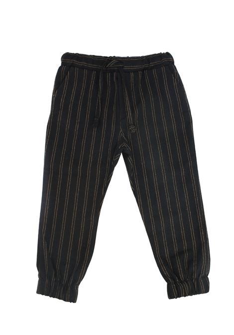 DANIELE ALESSANDRINI JUNIOR | Trousers | 1291P0769NERO