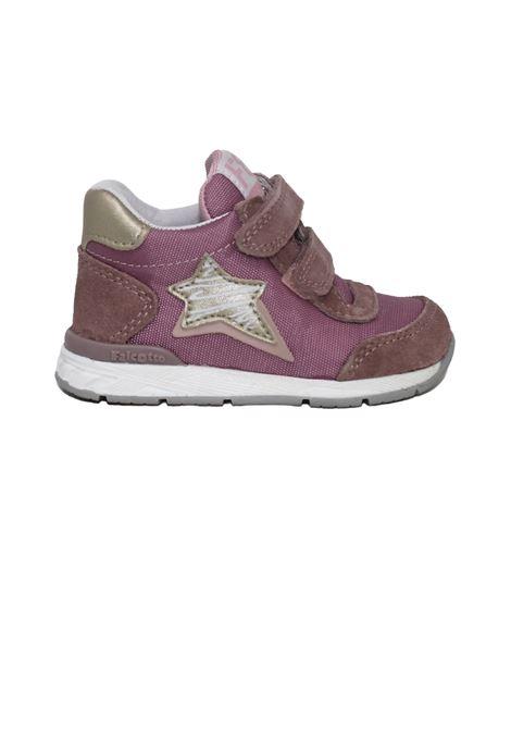 Sneakers Bassa Rosa Bambina FALCOTTO | Sneakers | 0012015873040M03ROSE