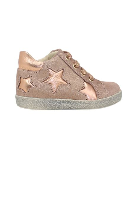 Stars Pink Sneakers for Girls FALCOTTO | Sneakers | 0012016127010M01ROSE