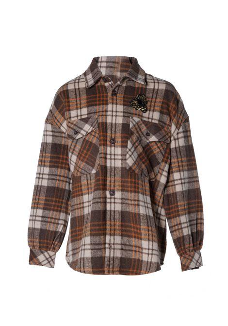 Maxi Camicia Righe Bambina FUN&FUN   Camicie   FCJJK9449MULTICOLOR
