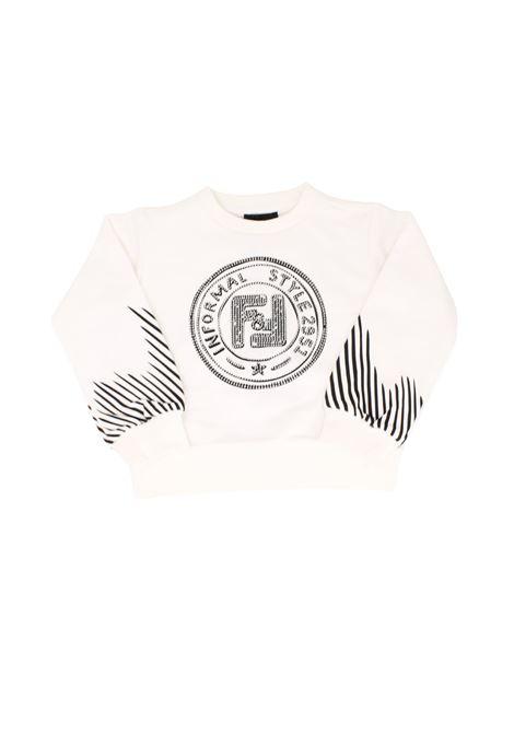Felpa Style Brillantini Bambina FUN&FUN | Felpe | FNBST9004041
