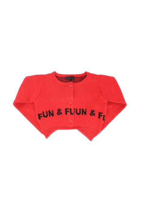 Short cardigan for girls FUN&FUN | Cardigan | FNBSW8937005