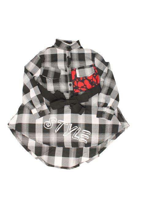 Maxi Dress Bambina FUN&FUN   Vestiti   FNJDR8965MULTICOLOR