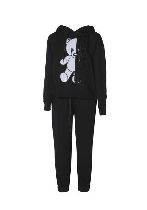 Teddy suit for girls FUN&FUN   Complete   FNJJP10339NERO