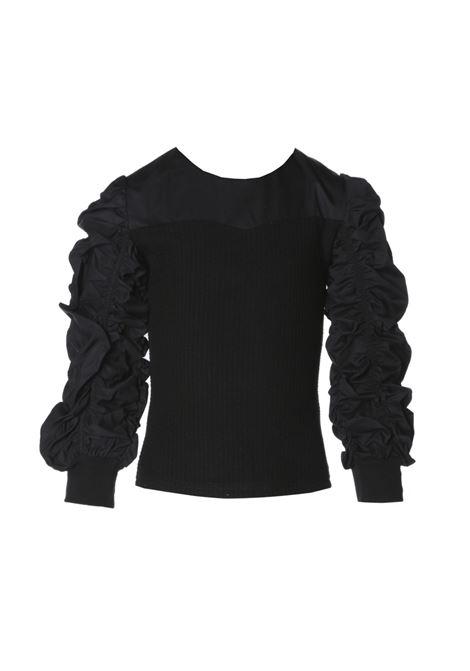 Camicia Elegant Black Bambina FUN&FUN      FNJSH9636NERO