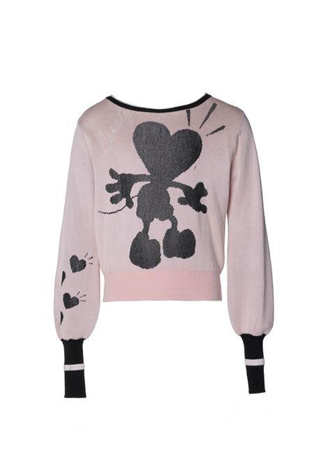 Like Heart Girl's sweater FUN&FUN   Sweaters   FNJSW8954025