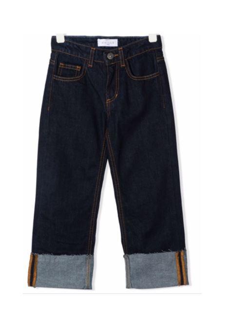Fashion Jeans Cinque Tasche Bambina GAËLLE PARIS KIDS | Pantaloni | 2741D0433BLU