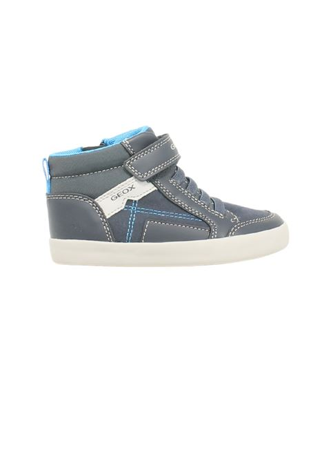 Sneakers Navy Sky Bambino GEOX KIDS | Sneakers | B161NA054AUC4231