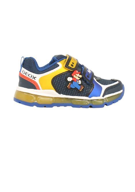 Sneakers Super Mario Bross Bambino GEOX KIDS | Sneakers | J1644A0FU50C0335
