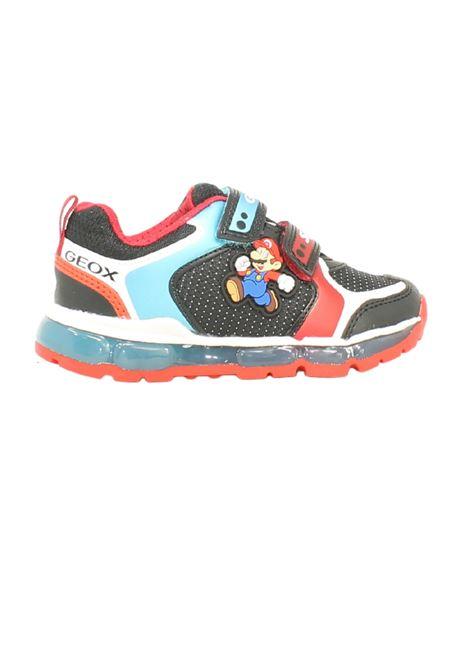 Sneakers Super Mario Bross Bambino GEOX KIDS | Sneakers | J1644A0FU50C9221