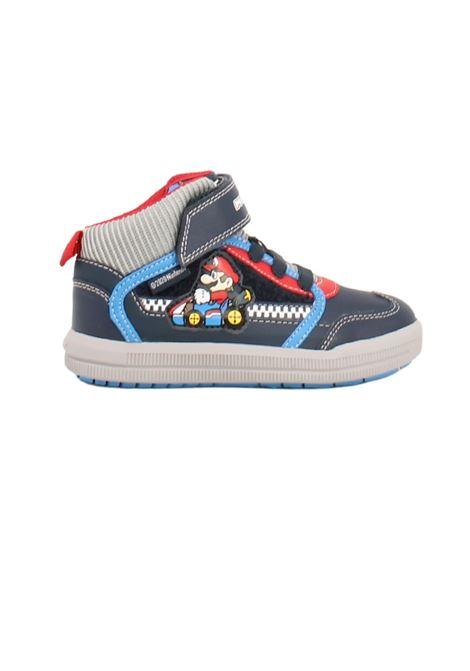 Sneaker Alta Super Mario Bross Bambino GEOX KIDS | Sneakers | J164AB05411C4226