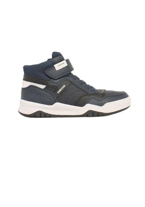 Sneakers Alta Navy Bambino GEOX KIDS | Sneakers | J167RA0FEFUC0832