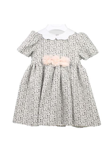 Fantasy Heart Dress for Girls I DELFI | Clothes | 546LGRIGIO