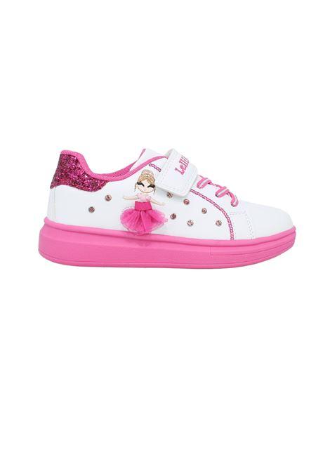 Girls Brillantini Sneakers LELLI KELLY | Sneakers | LK4826FUXIA