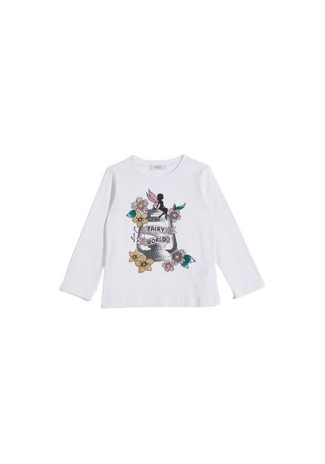 Fairy World Baby Sweater LIU-JO JUNIOR | T-shirt | KF1131J6275S9350