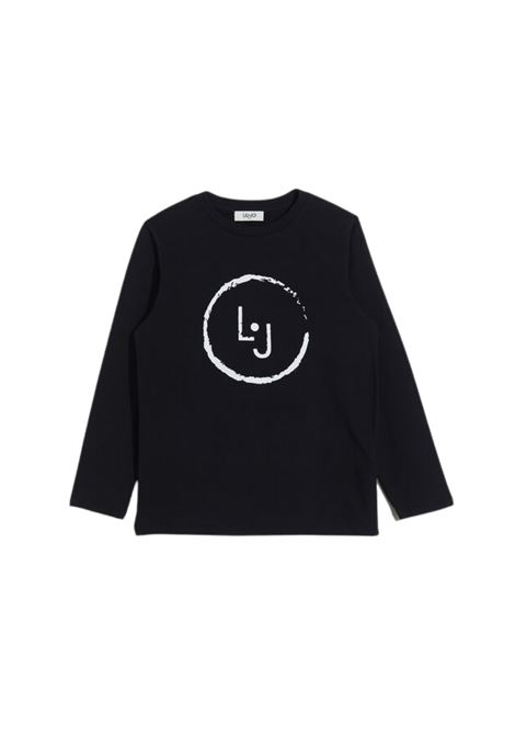 Stretch Baby Sweater LIU-JO JUNIOR | T-shirt | QF1006J630422222