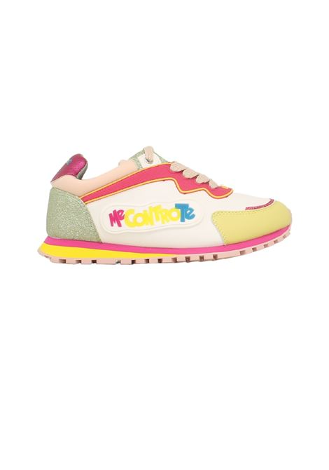 Sneakers Low Iconic Glitter Girl LIU-JO MECONTROTE | Sneakers | 4F1003EX014S1076MULTICOLOR