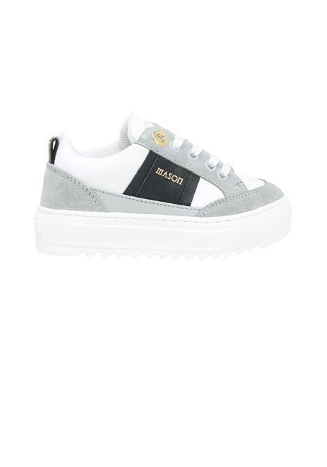 Iconica Tia Child Sneakers MASON GARMENTS KIDS   Sneakers   BFW2119ANERO