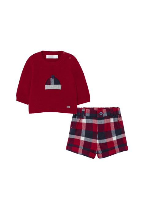 Scottish outfit MAYORAL NEWBORN | Complete | 2225014