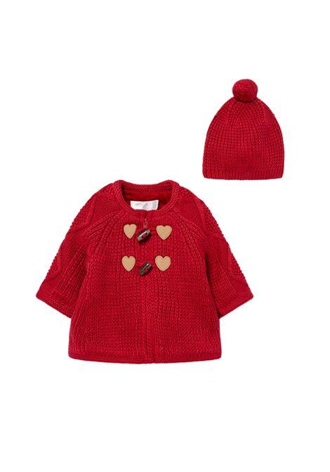 Complete Baby Boy Cardigan MAYORAL NEWBORN | Cardigan | 2365034