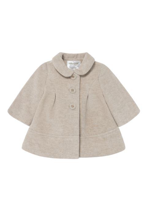 Elegant coat MAYORAL NEWBORN | Hoodie | 2402022